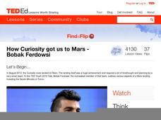 How Curiosity Got Us to Mars Video