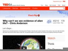 Why Can't we See Evidence of Alien Life? Video