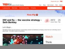 HIV and Flu -- The Vaccine Strategy Video