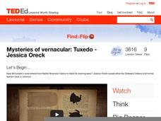 Mysteries of Vernacular: Tuxedo Video