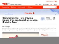Gerrymandering: How Drawing Jagged Lines Can Impact an Election Video