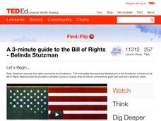 A 3-Minute Guide to the Bill of Rights Video