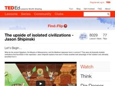 The Upside of Isolated Civilizations Video
