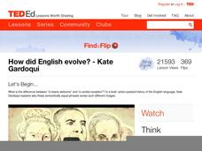 How Did English Evolve? Video