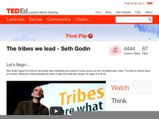 The Tribes We Lead Video
