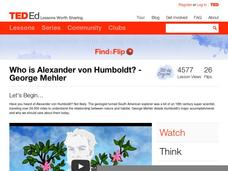 Who is Alexander von Humboldt? Video