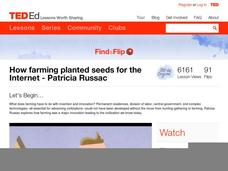 How Farming Planted the Seeds for the Internet Video