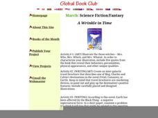 A Wrinkle in Time Activities & Project