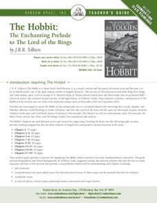 The Hobbit: The Enchanting Prelude to Lord of the Rings Unit