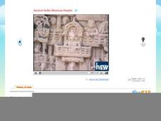 Ancient India-Mauryan Empire Video