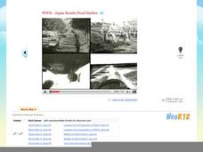 WWII - Japan Bombs Pearl Harbor Video