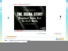 Selma - Montgomery March Video