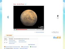 Mars in Stunning HD Video