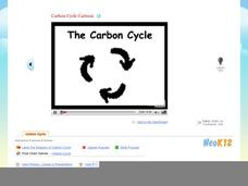 Carbon Cycle Cartoon Video