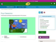 Four Seasons Lesson Plan