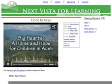 Hope In Aceh Video