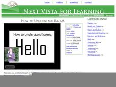 How to Understand Karma Video