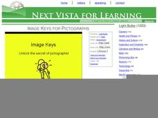 Image Keys for Pictographs Video