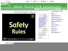 Internet Safety Rules Video