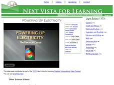 Powering Up Electricity Video