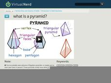 What is a Pyramid? Video
