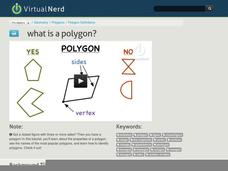 What is a Polygon? Video
