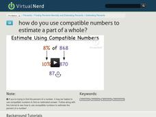 Mental Math and Compatible Numbers