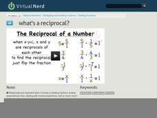 What's a Reciprocal? Video