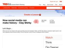 How Social Media Can Make History Video