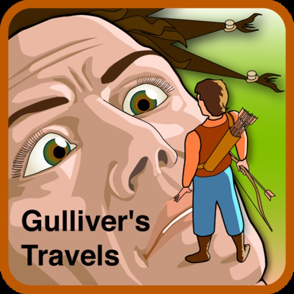 eReading: Gulliver's Travels, Lilliput App