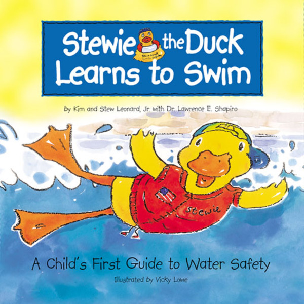 Stewie the Duck Learns to Swim App