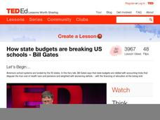 How State Budgets are Breaking US Schools Video