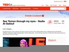 See Yemen Through My Eyes Video