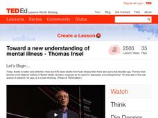 Toward a New Understanding of Mental Illness Video