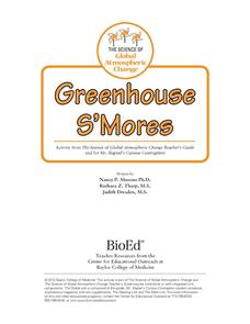 Greenhouse S'Mores Lesson Plan