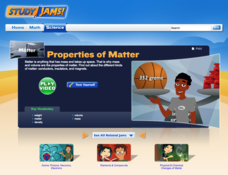 Study Jams! Properties of Matter Interactive