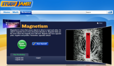 Study Jams! Magnetism Interactive