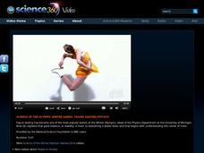 Figure Skating Physics—Science of the Winter Olympic Games Video