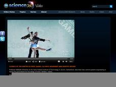 Science of the Winter Olympic Games: Olympic Movement and Robotic Design Video