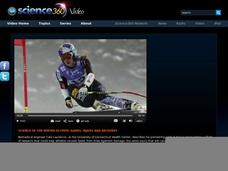 Science of the Winter Olympic Games: Injury and Recovery Video