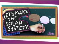 Let's Make the Solar System Activities & Project