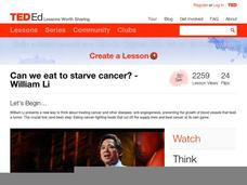 Can We Eat to Starve Cancer? Video