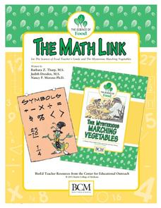 Food: The Math Link Activities & Project