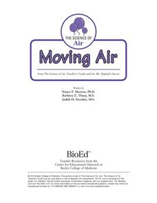 Moving Air Lesson Plan