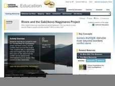 Rivers and the Gabcikovo-Nagymaros Project Activities & Project