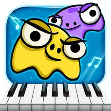 Piano Dust Buster - Song Game App