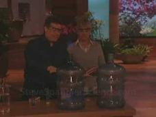 Fire Water & Flying Potatoes (on The Ellen Show) Video