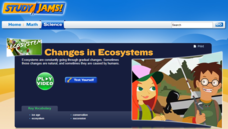 Study Jams! Changes in Ecosystems Interactive