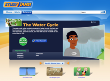 Study Jams! The Water Cycle Interactive
