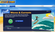 Study Jams! Waves & Currents Interactive